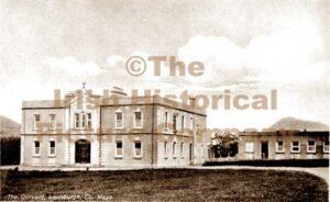 Sancta Maria Louisburgh website Old Building