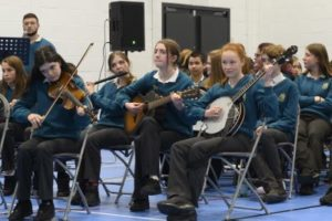 sancta maria louisburgh school website orchestra