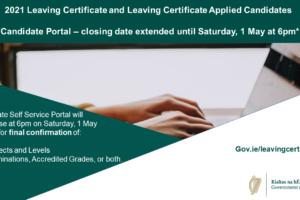 20210430_Portal Date Extended_EV
